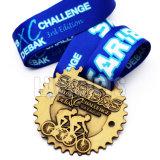 최고 판매 주문 금속 스포츠 자전거 경주 우승 메달