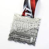 Medaglia su ordinazione diretta di sport del metallo dell'aquila del metallo 3D della fabbrica di alta qualità