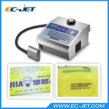 Funcionando fácilmente la impresión grande de la fecha de vencimiento de la impresora de inyección de tinta del carácter (EC-DOD)