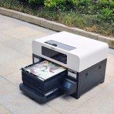 UV Flatbed Printer voor de Druk van het Geval van de Telefoon van de Dekking van de Telefoon