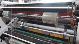 Adhesivo y etiquetas de alta velocidad de la máquina de corte