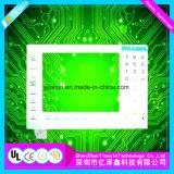 Comitato grafico della sovrapposizione dell'interruttore di membrana dello schermo di tocco del venditore più importante
