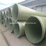 L'eau de grand diamètre transmettent la pipe normale d'OIN 9001 GRP