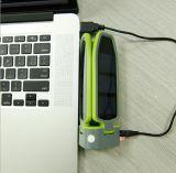 USB를 가진 Hotsale 옥외 창조적인 태양 야영 가벼운 /Lamp