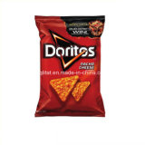 Food Grade Snack galletas Bolsa Bolsa de plástico de la bolsa de papas fritas de bolsa de papel de aluminio