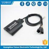 Bluetooth overhandigt Vrije Auto MP3 met de Lader van de Auto USB - Bluetooth 4.1 de Mobiele Telefoon van Steunen