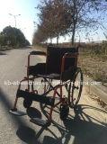 Медицинско, стально, складывающ, кресло-коляска экономии