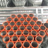 NPTの糸端が付いているBS1387熱い浸された電流を通された鋼鉄管