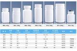 бутылка HDPE 325ml пластичная квадратная для упаковывать микстуры здравоохранения