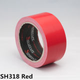 Cinta coloreada Ninguno-Residuo de la etapa del paño de Somitape Sh318 con el pegamento de goma