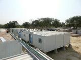 Casa de envio modificada Prefab do recipiente do mar do projeto moderno dos fornecedores para a venda