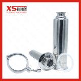 Dn25 filtro do produto comestível de aço inoxidável SS304 com tela perfurada