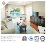 Ausgezeichnete Hotel-Wohnzimmer-Möbel mit dem Sofa eingestellt (YB-S-24)