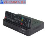 Zgemma H4 케이블 고정되는 최고 상자 3 DVB C