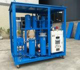 Máquina usada prova da purificação do óleo da poeira