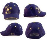 Promoción de los niños gorra de béisbol con logotipo personalizado