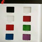 Peint en rouge 5 mm de verre / la cuisson en verre (noir, rose, vert, jaune, bleu)