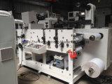 Stampatrice flessografica con la macchina tagliante 2