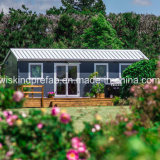 La máxima calidad Luxuary prefabricados Casa para los clientes de Australia