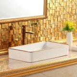 Loiça sanitária Golen Lavatório lado adesivo para casa de banho (C1191)