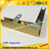 Perfil de extrusão de alumínio para a estrutura do armário da Estrutura de alumínio