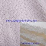 Tissu de tricot pour matelas et oreiller avec couleur d'origine