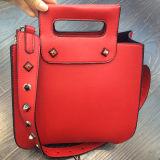 광저우 Sh162에서 하는 Long Studded Strap 형식 숙녀 어깨에 매는 가방 여자 디자이너 운반물 핸드백