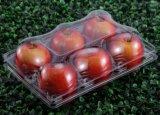 Wegwerfapple-Kasten-Pfirsich-Verpacken
