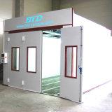 Btd cabine de pulvérisation gonflable avec ce utilisé car Auto cabine de peinture