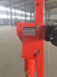 Мини Автовышка, приспособления для подъема и установки на погрузчик 500кг кран