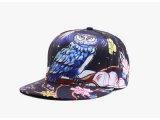 Impresso Personalidade Owl Capsg Moda Boné de lazer/Snapback Hat