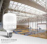 5W E27 FORMATO T de alta potência de luz da lâmpada LED