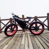 浜の巡洋艦5000Wの脂肪質のタイヤの電気バイク