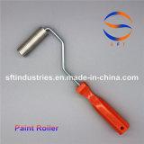 rouleaux de peinture en aluminium de rouleaux de diamètre de diamètre de 25mm pour FRP