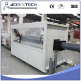 Extrudeuse en plastique faisant la machine pour la pipe de PVC