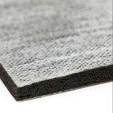 5mm China lag mit hoher Schreibdichte nichtgewebter der Schaumgummi-Gummi für Teppichboden zugrunde