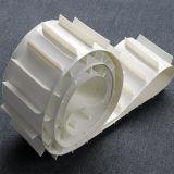傾斜のための白いPUの監視食品工業の小さいエンドレス・ベルトの販売はコンベヤー機械Ub-W1にインストールする