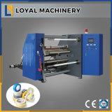 Machine de fente à grande vitesse de ruban de qualité