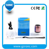 Beweglicher MiniBluetooth Lautsprecher mit einer Noten-Tasten-Steuerung