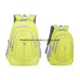Gosse neuf d'école de mode de sac à dos avec le sac promotionnel occasionnel Zh-Sbj101 de course de sport de sac à dos de coton