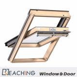 ذهبيّة محور [ويندووس] يدار مفتوح منخفضة [إ] زجاج لأنّ سقف يستعمل