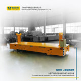 鋼鉄鋳造物材料は倉庫の輸送のトロリーにモーターを備えた
