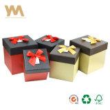 Almacenamiento Mate personalizado caja de embalaje Caja de caramelos de papel