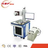 Sistema de Trazabilidad de PCB de refrigeración de agua de 355nm de 3W UV marcadora láser para todos los materiales marcado láser de plástico