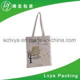 卸し売り安い価格の方法によってカスタマイズされる綿のキャンバスのハンドバッグの戦闘状況表示板のショッピング・バッグ