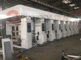 Papier-Kennsatz-Gravüre-Drucken-Maschine des Plastikfilm-2018 mit dem hohen Schnellfahren