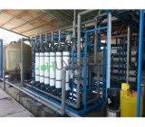 Prix de machine de filtre d'eau de système d'ultra-filtration de Chunke