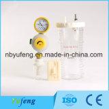 Yf-VAC01-Aqp01 Ambulancia material reutilizable para PC de regulador de aspiración de la botella 80 ml