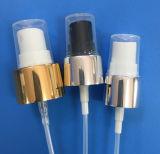 Aerosol de perfume de aluminio de la plata/del oro para el cosmético 22/415