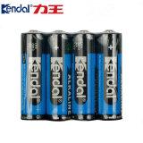 Alkalische 1.5V AA trockene Batterien der Größen-Lr6